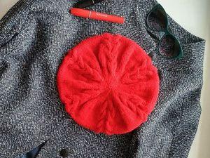 Сколько петель набирать на шапку?. Ярмарка Мастеров - ручная работа, handmade.