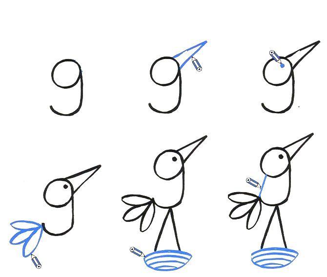 рисование для начинающих