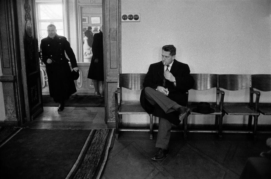 Lessing27 Москва 1958 года в фотографиях Эриха Лессинга
