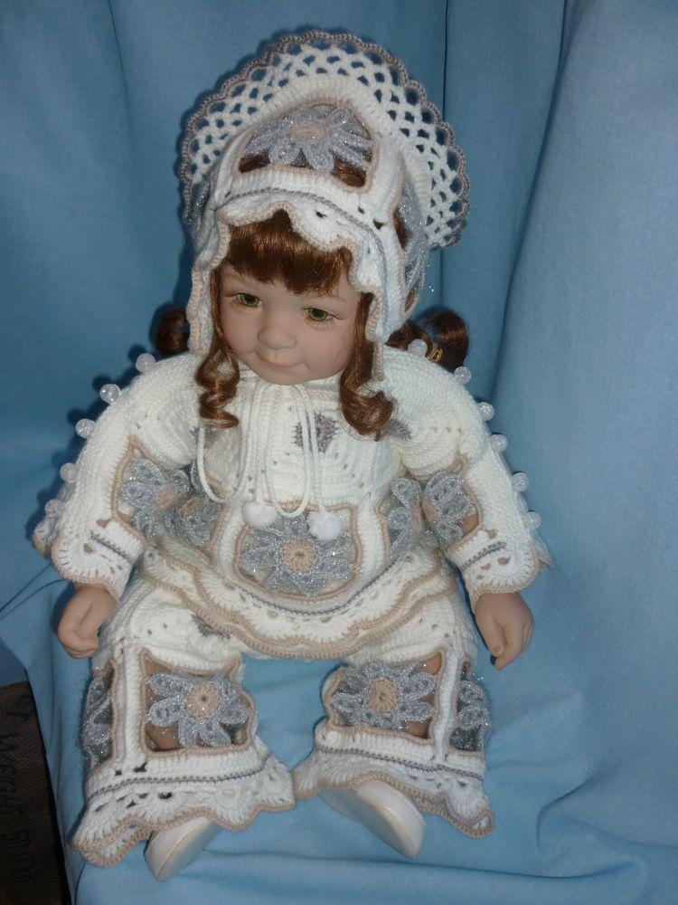 кукольный, вязаный
