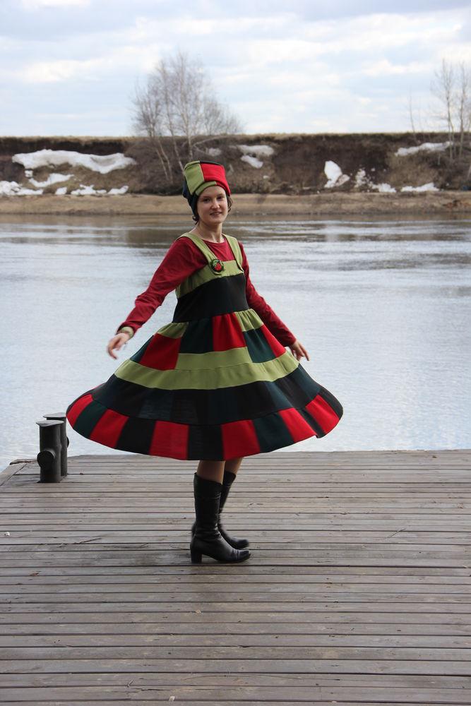 авторский дизайн, платья