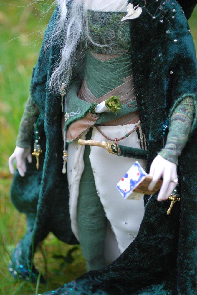 эльф, лихолесье, лесные жители