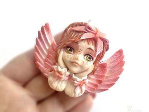 Ангелочек уже сегодня вечером появиться в магазине.. Ярмарка Мастеров - ручная работа, handmade.
