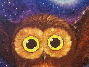 Совы, owls, совята, дети мои.. Ярмарка Мастеров - ручная работа, handmade.