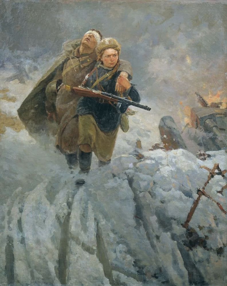 картины о войне