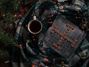 Тавлеи (Хнефатафл) - скандинавские шахматы!. Ярмарка Мастеров - ручная работа, handmade.