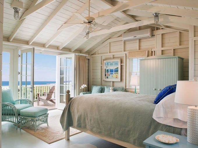 I have found the perfect place to stay! Ronald F. DiMauro Architects designed these darling Castle Hill Inn Beach Cottages, perched on the sand dunes of the inn's private beach overlooking the ocean.