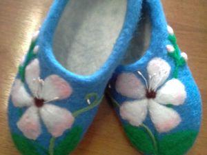 Немного истории и о пользе валяной обуви.. Ярмарка Мастеров - ручная работа, handmade.