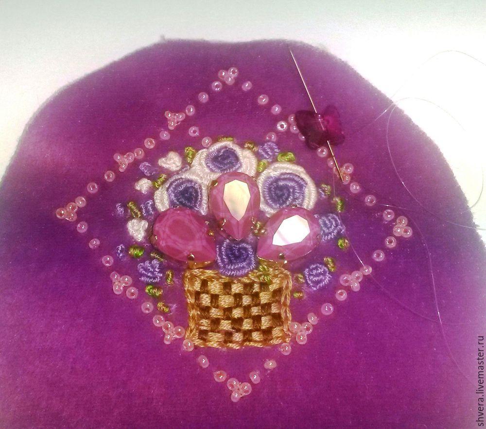 Шьем очаровательный кошелек в винтажном стиле, фото № 15
