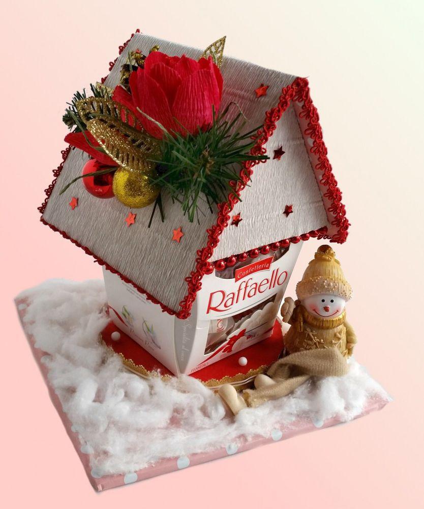 Новогодние композиции из конфет своими руками фото 553