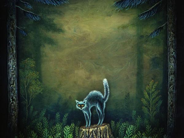 19 картин из сумеречного магического мира Andy Kehoe | Ярмарка Мастеров - ручная работа, handmade