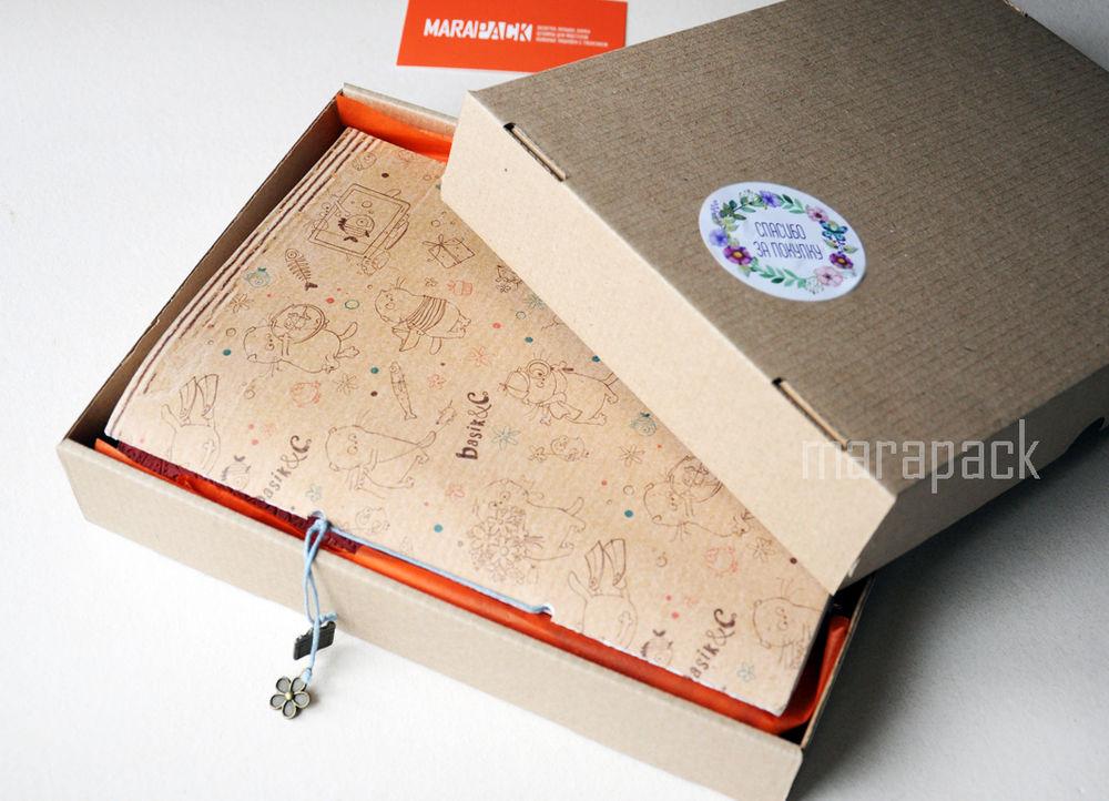 коробка, коробка микрогофрокартон, коробка гофрокартон, скрапбукинг, коробка для товаров, упаковка, бурый, крафт, новинка магазина, коробка купить