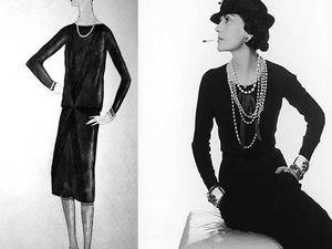 Маленькое Черное Платье отмечает сегодня девяностолетие. Ярмарка Мастеров - ручная работа, handmade.