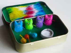 Мир в коробке: одна крутая идея и 37 милых примеров. Ярмарка Мастеров - ручная работа, handmade.