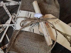 Интересная упаковка для подарков. Ярмарка Мастеров - ручная работа, handmade.