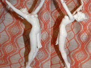Немецкий фарфор. Восточный танец. Ярмарка Мастеров - ручная работа, handmade.