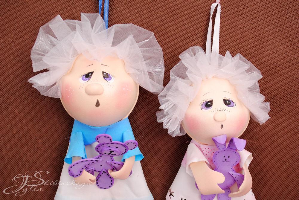 фом, мк фоамиран, кукла из фоамирана