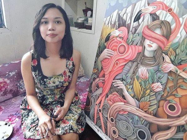 Механическая красота филиппинской художницы Iyan de Jesus | Ярмарка Мастеров - ручная работа, handmade