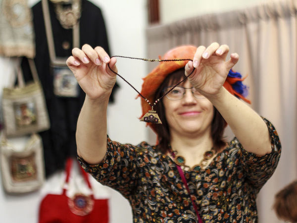 Осенняя выставка-продажа «МАСТЕРскаЯ» | Ярмарка Мастеров - ручная работа, handmade