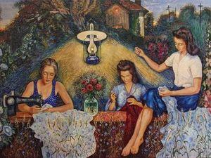Почему женщине важно заниматься рукоделием? | Ярмарка Мастеров - ручная работа, handmade