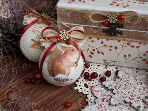 Новый год снова в Лавчонке:). Ярмарка Мастеров - ручная работа, handmade.