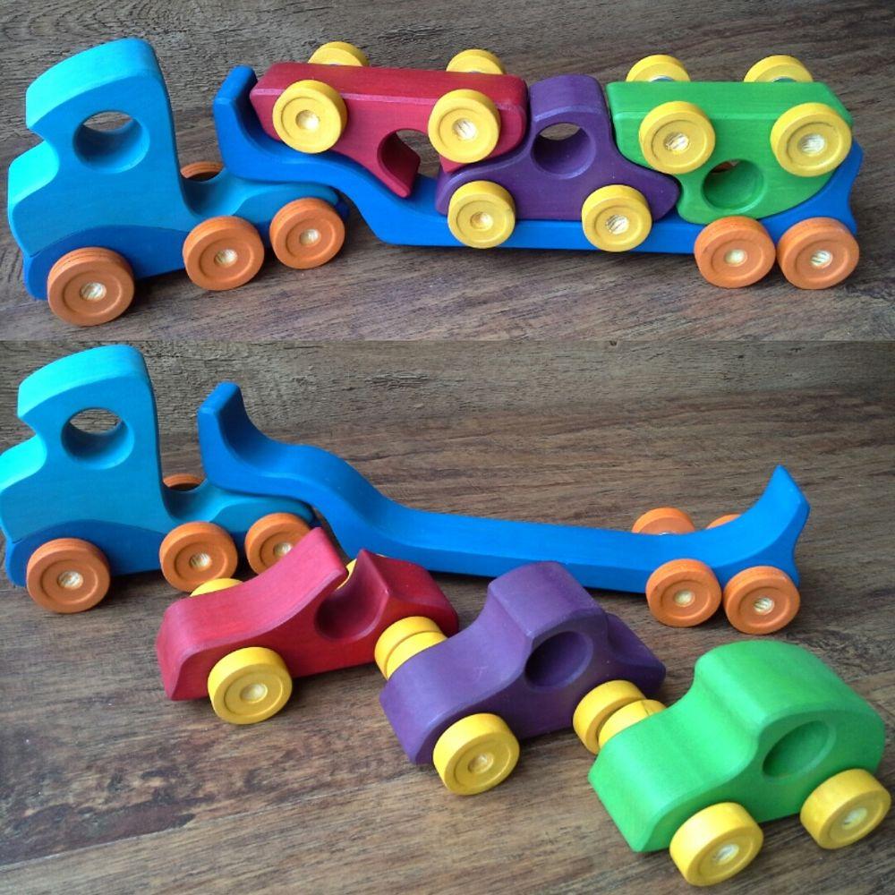 игрушка на колесах