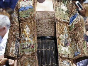 Пальто Tarot Card из осенне-зимней коллекции 2017-2018 Dior. Ярмарка Мастеров - ручная работа, handmade.