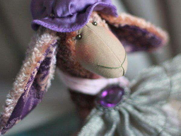 «Овечка в стиле Тильда. Игрушки с душой и для души» | Ярмарка Мастеров - ручная работа, handmade