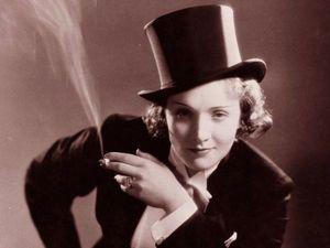 Марлен Дитрих — легендарная звезда кино и стиля, символ новой женственности. Ярмарка Мастеров - ручная работа, handmade.