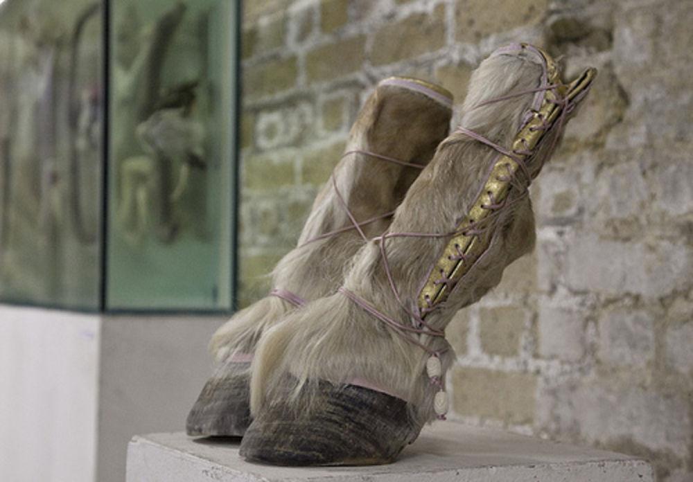 обувь из копыт