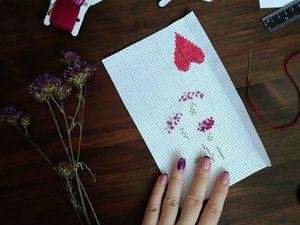 Моё вышивальное творчество.. Ярмарка Мастеров - ручная работа, handmade.
