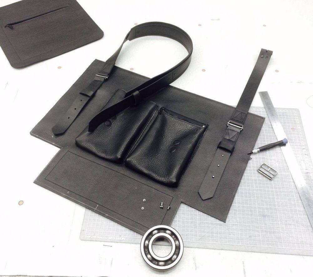 сумка, сумка ручной работы, сумка мужская, рабочий процесс, рабочие моменты, ателье москва