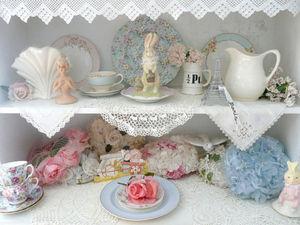 Подборка вдохновляющих идей для декорирования: как украсить обычные вещи кружевной салфеткой | Ярмарка Мастеров - ручная работа, handmade