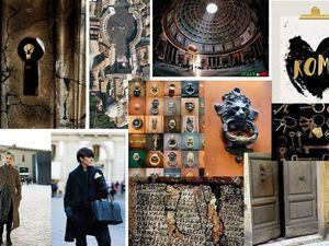 """""""Все дороги ведут в Рим"""". Ярмарка Мастеров - ручная работа, handmade."""