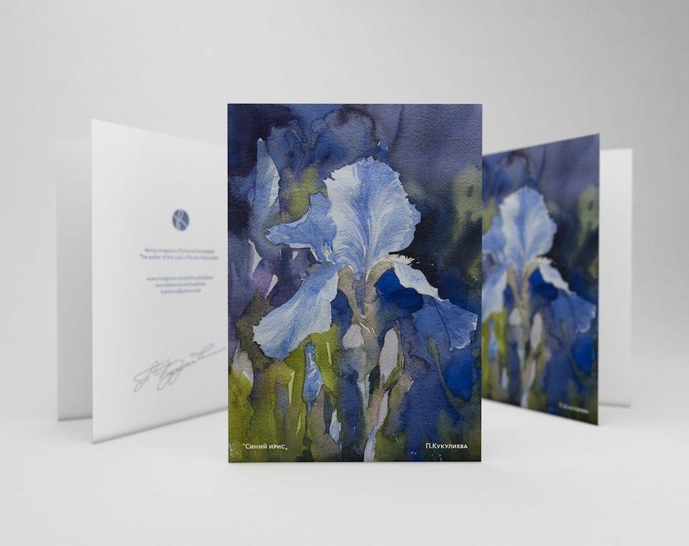 открытки, живопись