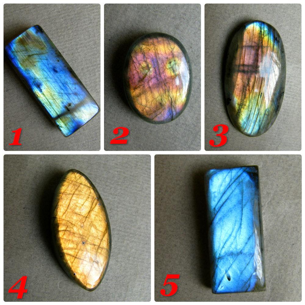 лабрадориты, натуральные камни