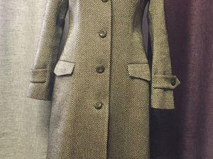 Элегантное пальто. Ярмарка Мастеров - ручная работа, handmade.