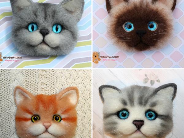 Розыгрыш замечательных котиков!!! | Ярмарка Мастеров - ручная работа, handmade