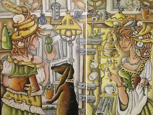 Мои картины. Ярмарка Мастеров - ручная работа, handmade.