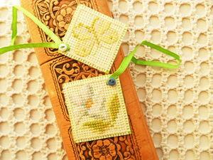 Щедрый аукцион с нуля на пять лотов с ручной вышивкой крестом. Ярмарка Мастеров - ручная работа, handmade.