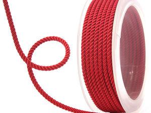 Полезная информация: шелковые шнуры - плюсы и минусы. Ярмарка Мастеров - ручная работа, handmade.