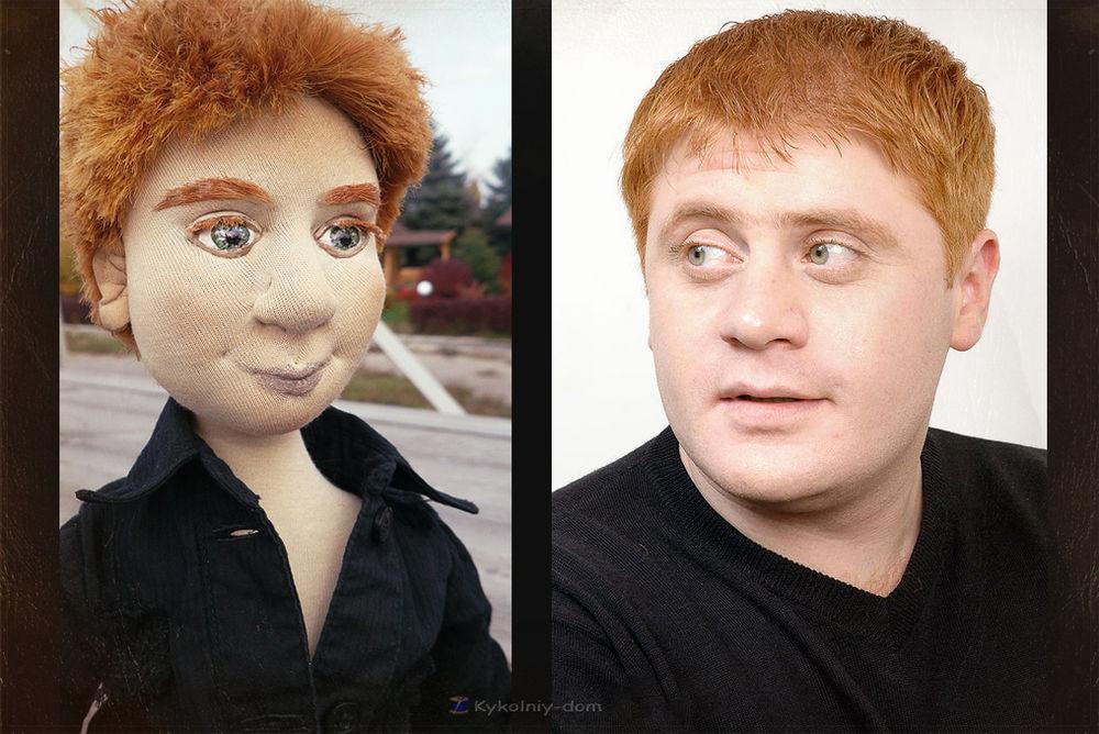 кукла копия человека по фотографии выложил любопытную публикацию