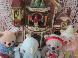 Мы открылись! Рождественский аукцион на мишек с 0 и розыгрыш для участников уже завтра!. Ярмарка Мастеров - ручная работа, handmade.