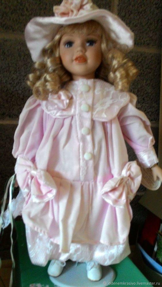 коллекция, кукла в подарок