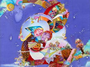 Волшебство батика: потрясающие работы Ирины Казимировой. Ярмарка Мастеров - ручная работа, handmade.