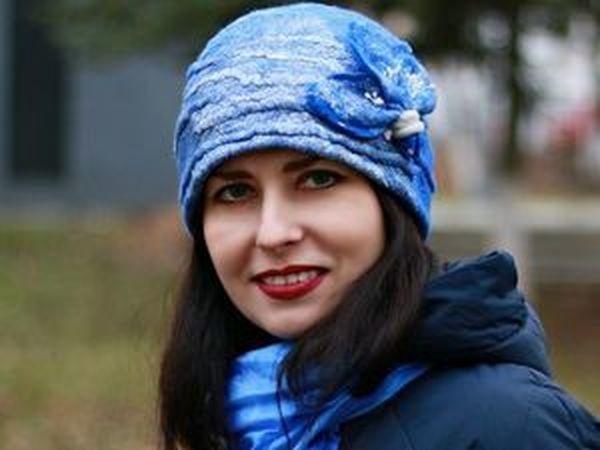 Новый Курс Ирины Федотовой для тех, кто хочет валять красивую одежду! | Ярмарка Мастеров - ручная работа, handmade