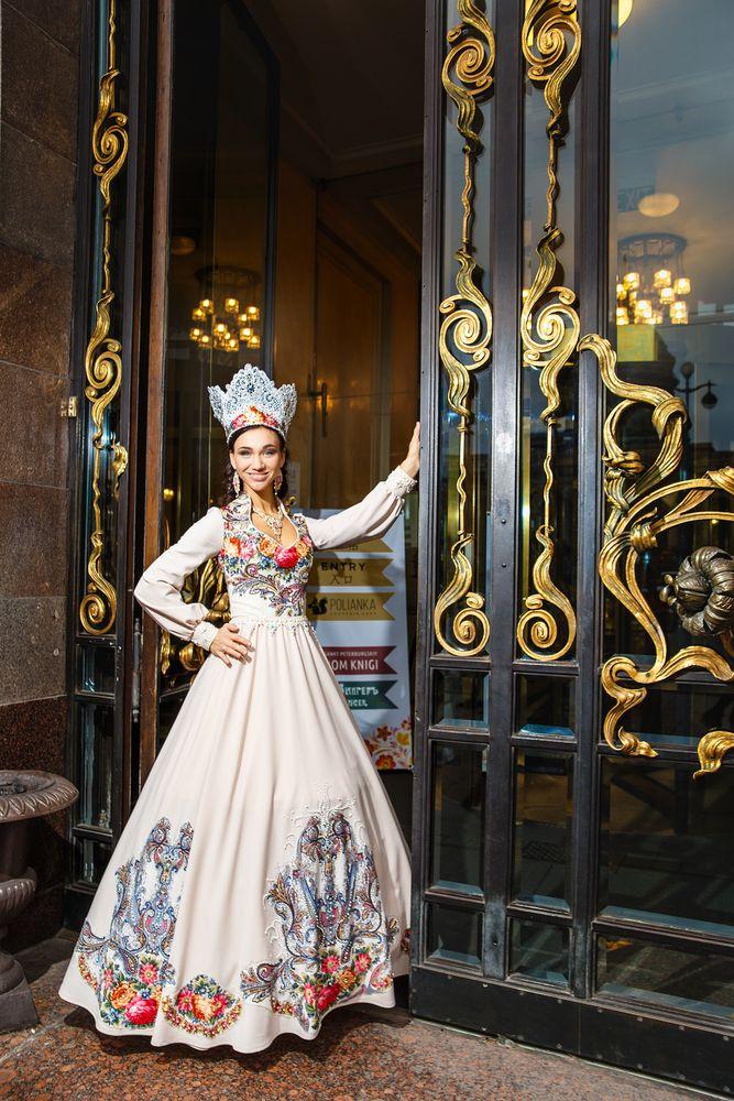 русские традиции, павловопосадский платок
