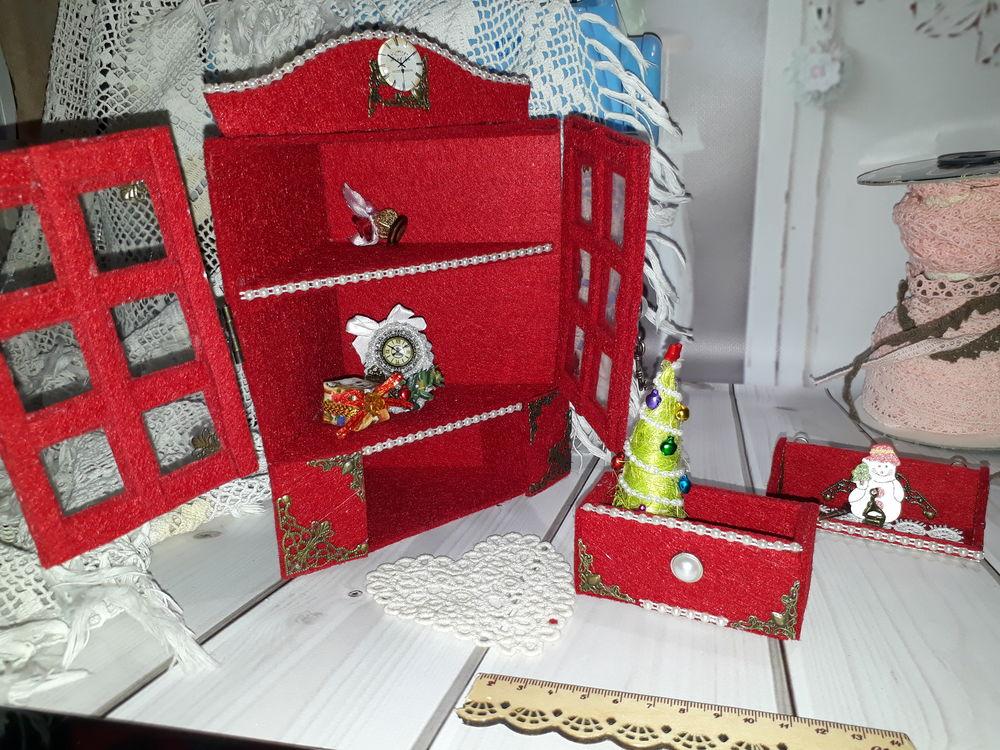 комплект мебели кукольной
