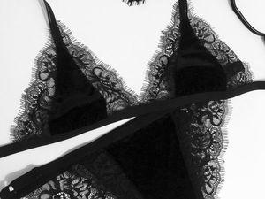 Женское кружевное бельё   Ярмарка Мастеров - ручная работа, handmade