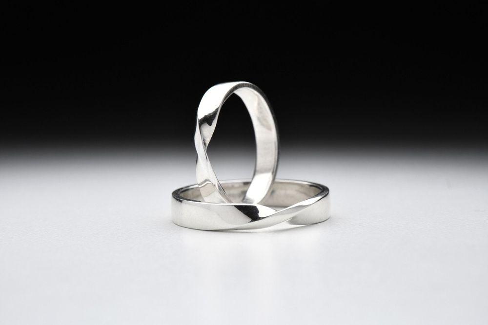 бесконечность, помолвка, мужское кольцо